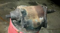 1955-56 Ford F100 Truck 3 Speed Used Transmission
