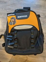 Bostitch Brand Tool Storage Backpack Tote Bag Free Shipping Fast