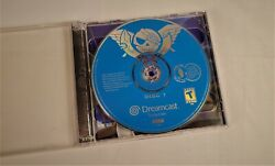 Skies Of Arcadia Sega Dreamcast 2000 Tested Working Authentic Case Ntsc