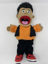 Jose Silly Puppet 14 Inch Brown - Kids Age 4 And Up Handmade Hand Puppet