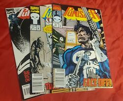 The Punisher Comic Book Lot May 1992 August 1992 May 1995 63 67 102