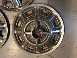 1966 Ford Fairlane Gt Hubcaps