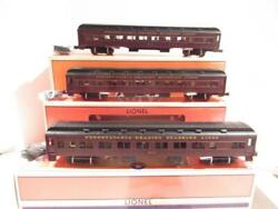 Lionel 15559 Pennsylvania-reading Heavyweight 3 Pack- New - Hh1