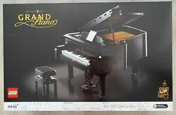 Lego 21323 Ideas Grand Piano Creative Building Set For Adults