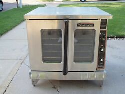 Dual Power Garland Master 200 Full Size Convection Oven Kitchen Bakery