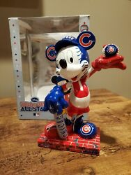 2010 Mlb All Star Game Mickey Mouse- Chicago Cubs Edition- Bnib Rare
