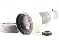 【 N Mint 】 Smc Pentax-a 645 600mm F/5.6 Ed If Telephoto Lens From Japan 1558
