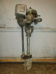 Parting Out Johnson Model 200 Boat Motor Outboard Parts