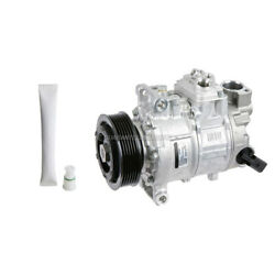 For Audi A5 And A6 Oem Ac Compressor W/ A/c Clutch And Drier