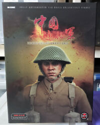 Soldier Story Wwii Chinese Expeditionary Force 1/6 Scale Toy Action Figure