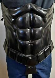 Super Hero Breast Chest Plate Muscle Body Armor Cosplay Costume Movie Quality