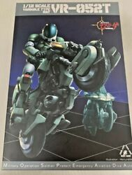 Sentinel Riobot Vr-052t Mospeada Ray Action Figure 1/12 Scale