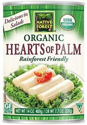 Native Forest Organic Hearts Of Palm 7.7 Ounce Pack Of 12
