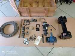 Jeep Willys Ramsey Winch
