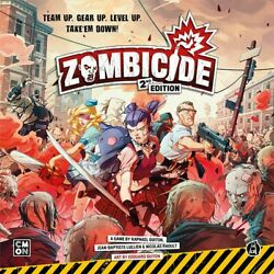 Multi-listing Zombicide 2nd Edition Board Game Kickstarter Exclusive Expansions