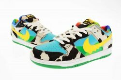 Men 9.0us Nike Esby Sb Ben Jerry Dunk Low Pro Chunky Dunky Cu3244-100 Secondhand