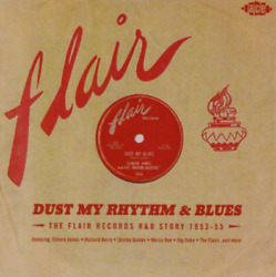 Various Artists-dust My Rhythm And Blues The Flair Reco Cd New