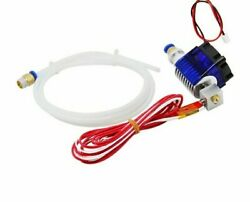 Hotend Extruder J Head Kit With Cooling Fan Hot End Assembly Wires Nozzle Parts