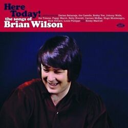 Various Artists-here Today - The Songs Of Brian Wilson 180 Gram W Vinyl Lp New