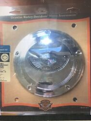 Harley-davidson 100th Anniversary Derby Cover 25001 - 03 Rare Part