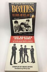 The Beatles Swan Song And Records On Vee-jay Signed Bruce Spizer Book Box Set