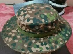 Ww2 German Dot 44 Camo Jungle Hat Free Delivery