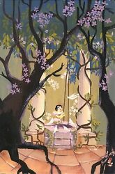 I'm Wishing By Lorelay Bove Inspired By Snow White And The Seven Dwarfs