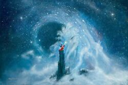 Mickey's Dream With Mickey Mouse By Peter Ellenshaw