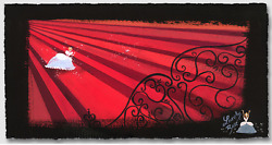 Red Staircase By Lorelay Bove Inspired By Cinderella