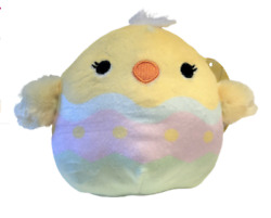 Squishmallow Aimee the Chicken Easter Egg 5 INCH Easter 2020 Exclusive Plush