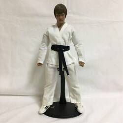 100094 Hot Bruce Lee Chuck Norris The Road To Dragon 1/6 Check Death Play Enter
