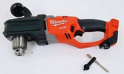 Milwaukee 2707-20 M18 Fuel Hole Hawg 1/2 Right Angle Drill Tool Only