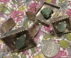 3 Pc Collectible Signed Numbered Jorgen Jensen Denmark Jewelry Cuff Ring Pendant