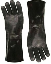 Artisan Griller Bbq Gloves Insulated - Heat Resistant For Grill Size 10/xl -13
