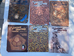 The Leather Crafters And Saddlers Journal 2013. Complete Set 6 Issues