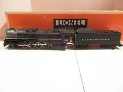 Mpc Lionel- 18003- Delaware And Lackawanna Northern Loco And Tender- Boxed-hb1
