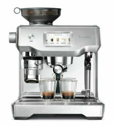 Breville The Oracle Touch Coffee Machine - Silver