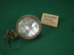 Vintage 6v 4.5 Round Driving/truck/tractor Reverse Light 1950s Chevy Ford Dodge