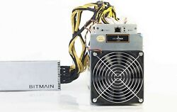 Bitmain Antminer L3, Scrypt Litecoin And Dogecoin Miner W/ Power Supply