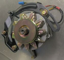 1970 302 Boss Alternator Assembly Complete Mustang Cougar Eliminator Show And Go