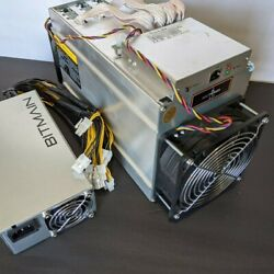Bitmain Antminer L3+ With Power Supply -litecoin/dogecoin- Scrypt Miner