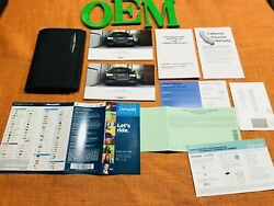2018 Chrysler 300 300c Owners Manual User / Quick Gude Limited Touring Awd 3.6 C