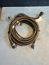 Ip7339 Mercury Marine 21ft 84-896537a20 Outboard Rigging Harness 14 Pin Efi