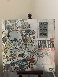 Fort Minor – The Rising Tied New Lp Coke-bottle Green Sealed Rsd Release Rare
