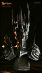 💥sideshow Collectibles Lord Of The Rings Sauron Legendary Scale Bust 9220 💥
