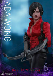1pcs Hot Toys Ht 1/6 Resident Evil Vgm21 Ada Wong Action Figure In Stock