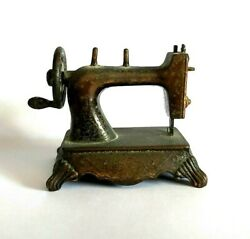 Vintage Playme Old Stove Pencil Sewing Machine Miniature Ref 924 Made In Spain