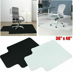 47 X 35 Pvc Home Office Chair Floor Mat With Nail For Protect Carpet 2.0mm Hot
