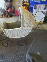 Antique Baby Doll Buggy