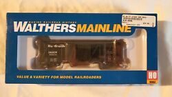 Walthers Mainline 910-4506 40' Stock Car Rio Grande Dandrgw W/ Scale Couplers